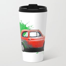 Italia - Fiat 500 retro Travel Mug
