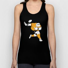 Rugby Player Unisex Tank Top