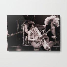 Photograph Led Poster Metal Print