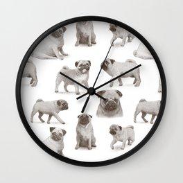 The Darkest Dark - Albert Wall Clock