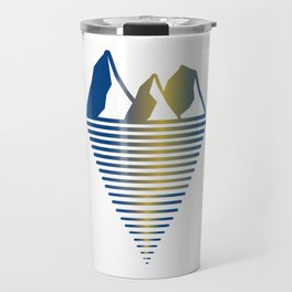 Mountain & Inlet Travel Mug