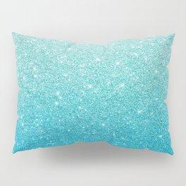Ombre glitter #13 Pillow Sham