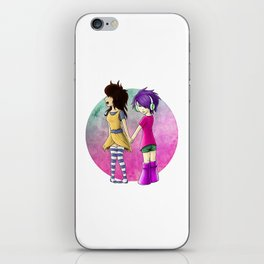 Yukiko & V2.0 iPhone Skin