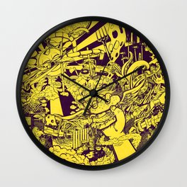 Cheez Dreemz Wall Clock