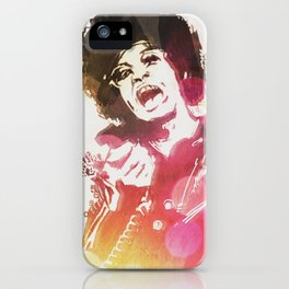 WHAT WE WANT.. iPhone Case