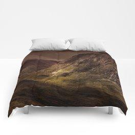 Scottish Highlands Comforters