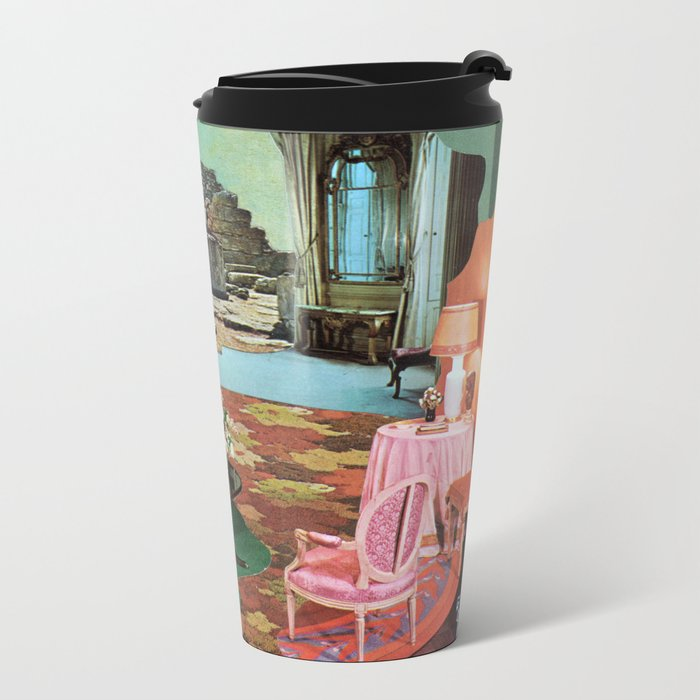 Dream House II Metal Travel Mug