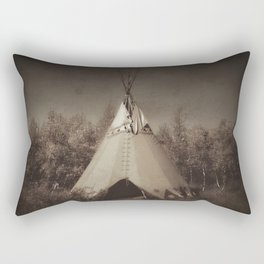 Teepee Rectangular Pillow