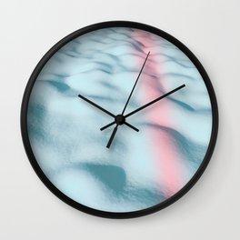 Light Trace Wall Clock