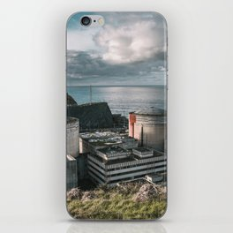 Nuclear Power Plant iPhone Skin