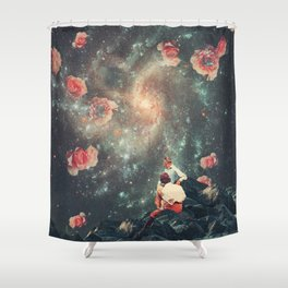 They don't See what We See Shower Curtain