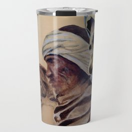 FREE SPIRITS - sunny version Travel Mug