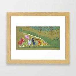 Mutual Aid Framed Art Print
