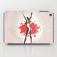 florence iPad Cases featuring Florence by Gabby Grife | GuinArt