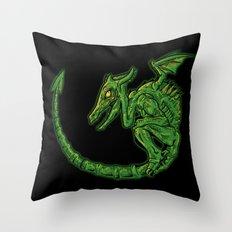 Metroid 3 Throw Pillow