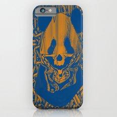 Bluish Yellow Gangsta Panda iPhone 6s Slim Case
