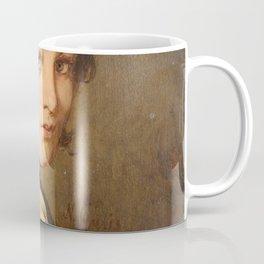 Nikolaos Gyzis - Girl from Megara Coffee Mug