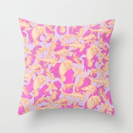 Ocean Life 2 Throw Pillow