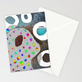 Rainbow Pallet Stationery Cards