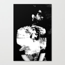Layer on Layer Canvas Print