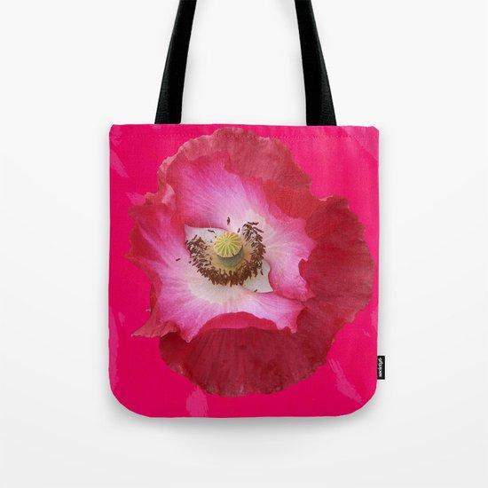 Waltz - hot Pink Tote Bag