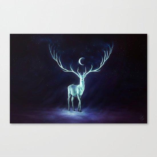 """Night Bringer"" Canvas Print"