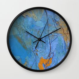 Strings of Passage Wall Clock