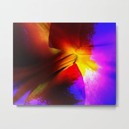 Untitled 3 (Flower) Metal Print