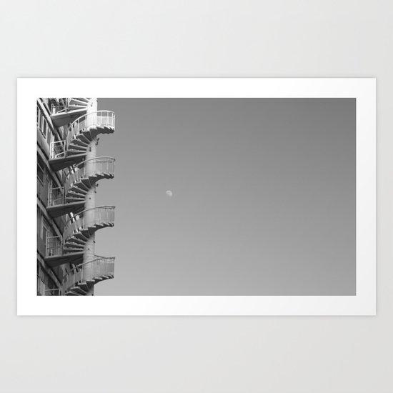 Almost Full Art Print