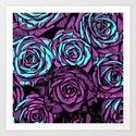 Roses | 8 BIT by studiodestruct