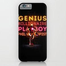 Iron Man: Genius Billionaire Playboy Philanthropist Slim Case iPhone 6s