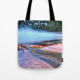 Spring Exhale Tote Bag