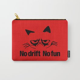 No drift No fun v5 HQvector Carry-All Pouch