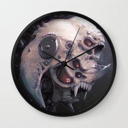 Master Blaster Wall Clock