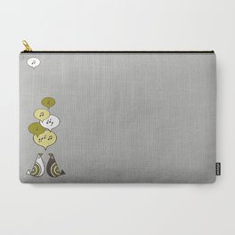 singing birds Carry-All Pouch