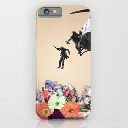The Conquest of Nature iPhone Case