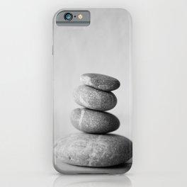 Zen Pebbles - JUSTART (c) iPhone Case