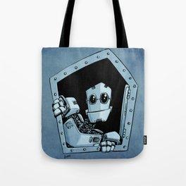 Knock, knock Tote Bag