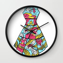 Let's Dance! Wall Clock