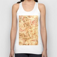 roses Tank Tops featuring Roses by nicky2342
