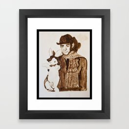 Harvey Framed Art Print