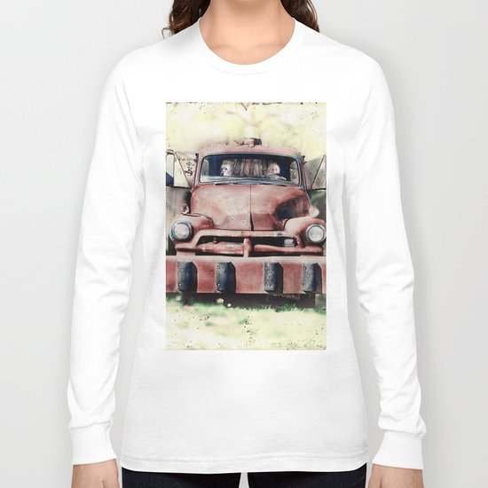 Riding Shotgun Long Sleeve T-shirt