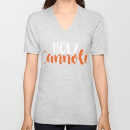 Funny Italian Cannoli Product Design Design Unisex V-Neck