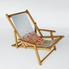 flower field Sling Chair