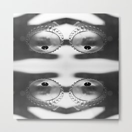 Shadowed Light Metal Print