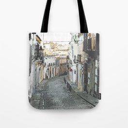 Old Street Tote Bag