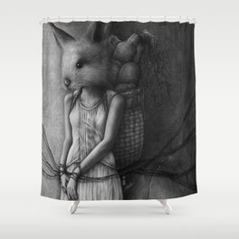 Hunting and Gathering Shower Curtain