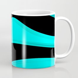 Hot Wavy C Coffee Mug