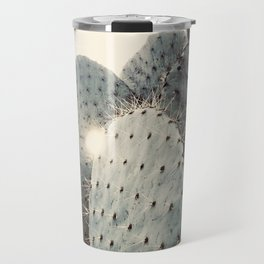 Sol a travez del Nopal Travel Mug