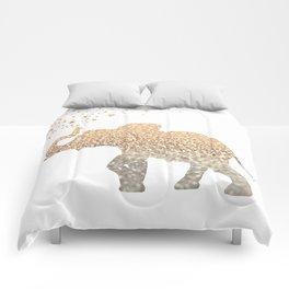GOLD ELEPHANT Comforters